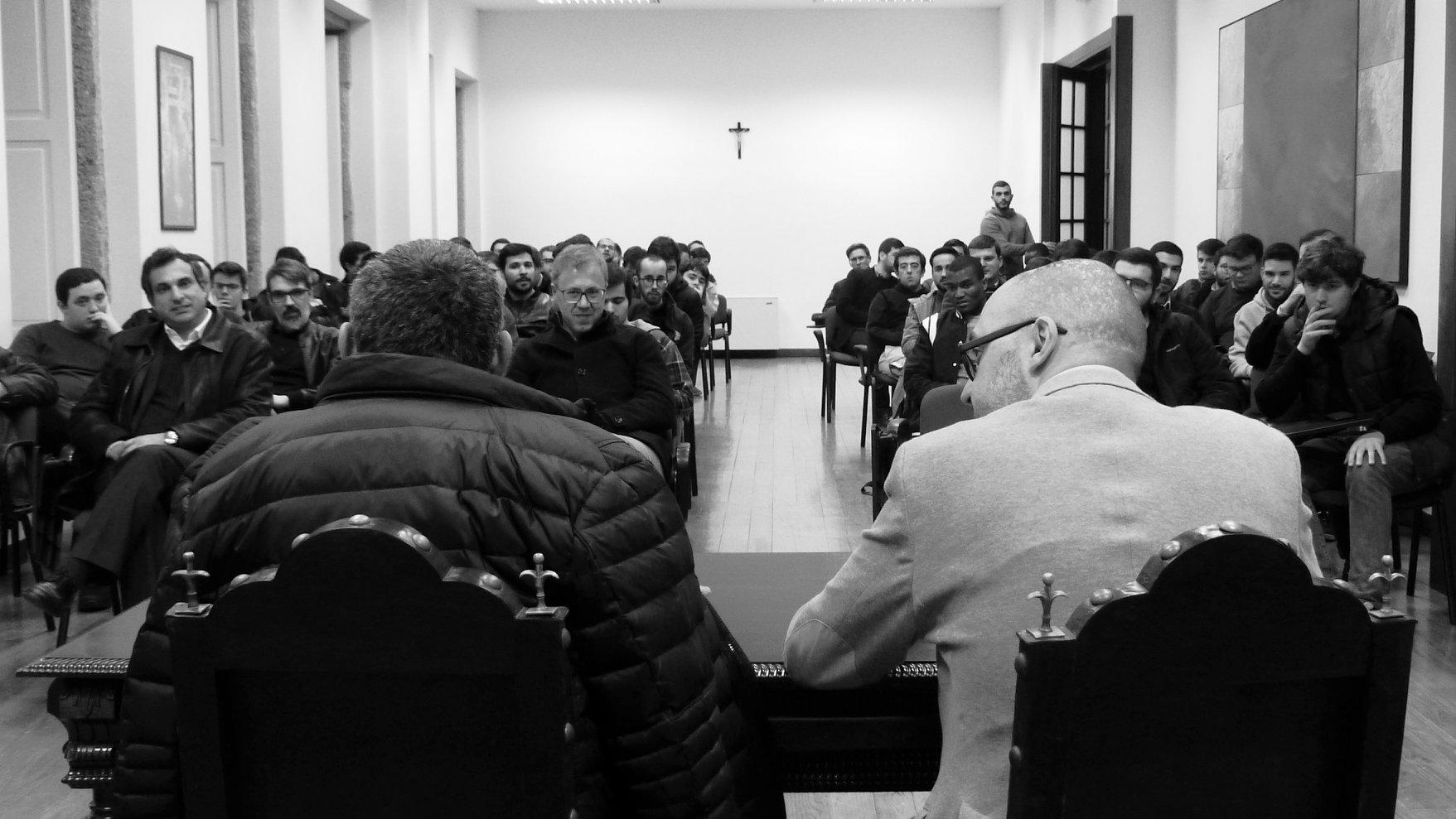 Serão Cultural com o Dr. João Miguel Tavares